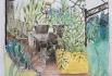 le jardin et chichon