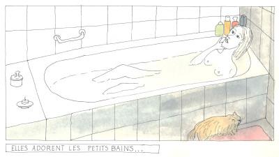 Bain lili